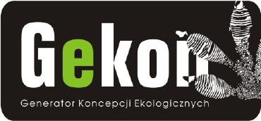 Gekon - Generator Koncepcji Ekologicznych